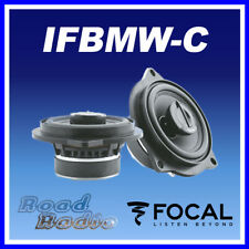Focal IFBMW-C - For BMW 1/3/5/ Series and X1 - 4'' 10CM 2-Way Coaxial Speaker