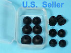 6 Pairs Earbuds for Monster Beats Dr. Dre iBeats Jamz Turbine XS/S/M/L/XL/Cone