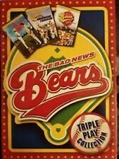 THE BAD NEWS BEARS TRIPLE PLAY COLLECTION
