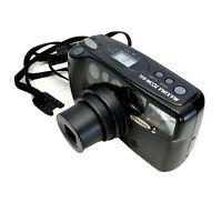Samsung Maxima Zoom 80i Vintage 35mm Film Black Point & Shoot Camera