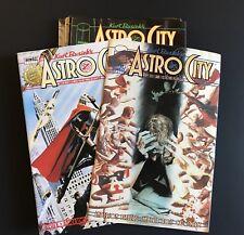 Astro City (Image 1996) vol 2 - 11 Comic Lot - # 1/2, 1, 11 to 19 - Alex Ross