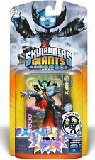 Skylanders Giants HEX 2nd Version Game Action Figure Witch NEW All Platforms