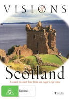 Visions of Scotland (DVD) NEW/SEALED