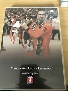 FA Cup Final: 1996 - Manchester United Vs Liverpool DVD (2005) Manchester