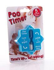Poo TIMER ~ TIMES UP... FAR pulire ~ limite di 5 minuti