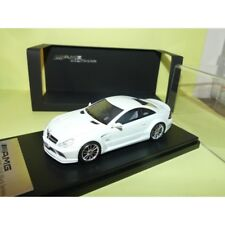 MERCEDES SL 65 AMG Black Series Blanc SCHUCO ABSOLUTE HOT 1:43