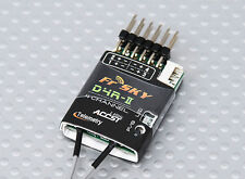 FrSky D4r-ii 2.4 GHz 4 Channel Receiver Data Port CPPM RSSI 2-way Telemetry