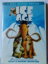 Ice Age 2-Disc Special Edition DVD Blue Sky Studios