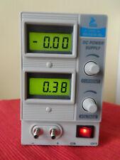 Mc Voice High Tech Audio Labornetzteil 0~15 VDC / 2A , NG 1620 - BL, guter Zust.