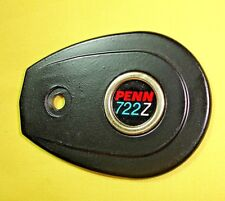 Penn Fishing Reel Housing Cover Plate With Emblem/Logo 722Z New