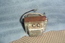 Vintage Nutone Chime Transformer 16 Volt Untested