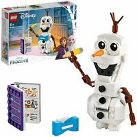 LEGO 41169 Disney Frozen II Olaf the Snowman, Princess' Elsa & Anna Collection