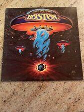 Boston  -Self-Titled 1976 Vinyl Lp  Epic PE 34188/(Orange Label) VG+ Tested