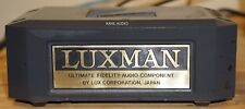 Luxman MAG-1 Line Transformer. Very rare. Cheapest anywhere! $1,295 only.