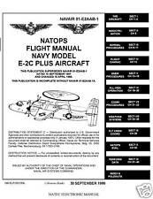 GRUMMAN E-2C PLUS HAWKEYE - NAVAIR 01-E2AAB-1 - NATOPS