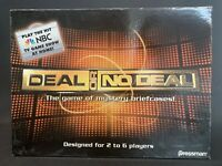 Deal Or No Deal The Game Of Mystery Briefcase 2006 NBC Hit TV Game Show Pressman