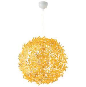 IKEA GRIMSAS Ceiling Pendant Chandeliers Lamp 55 cm Modern Yellow