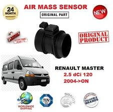 FOR RENAULT MASTER 2.5 dCi 120 2004-ON AIR MASS SENSOR 6 PIN with HOUSING