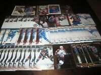 Huge Lot of (50) Joe Sakic Hockey Cards Avalanche