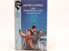 "The Desperate Game Jayne Castle 1985 Paperback ""Jayne Ann Krentz"""