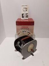 Vintage Johnson Card Shuffler Model No. 50