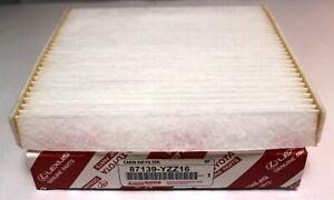 BNIB genuine Toyota pollen air cabin filter 87139-YZZ16 for C-HR Corolla Prius