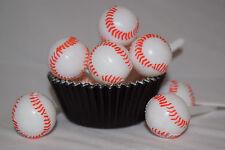 Baseball Toppers cupcake topper cake topper cupcake topper picks #12