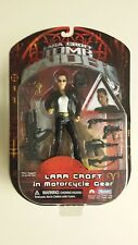 Lara Croft Tomb Raider- 6 Inch Action Figure In Motorcycle Gear