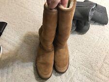 UGG Australia Ultimate Tall II 5238 Tan Womens Boots Size W7