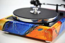 Thorens TD 166 spezial Plattenspieler Turntable mit Künstler-Zarge