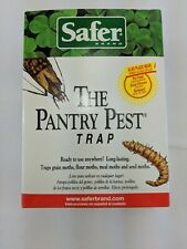 Safer Brand Long Lasting The Pantry Pest Trap Ready to Use NIB