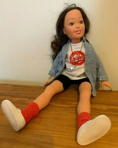 """1993 Vintage Kenner The Babysitters Club Doll- Kristy Thomas 18"""" Tall"""