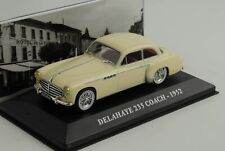 Delahaye 235 Entraîneur 1952 Blanc Crème Diecast 1:43 Ixo Altaya