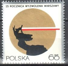 Poland 1970 Statue of Nike - Mi 1986 - MNH (**) postfrisch