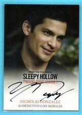 Hudson Autograph #KY Kathleen York as Ms S1 2015 Sleepy Hollow