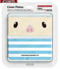 N ° 38 porc Monster Hunter 4G plaque de couverture nouvelle nintendo 3ds officiel du japon