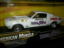 1:18 Ertl American Muscle Thunder Tasca Ford Mustang GT 1967 in OVP