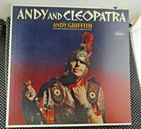 Andy Griffith – Andy And Cleopatra (Capitol Records – T 2066)