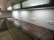 Küchenarbeitsplatte Abdeckung Arbeitsplatte Kücheninsel Granitplatte rot Buffet