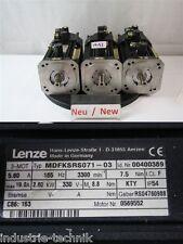 LENZE MDFKSRS071-03 Servomotor SERVO MOTOR 00400389