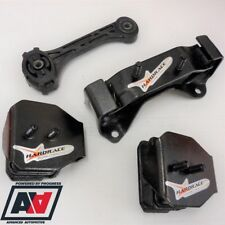 Hardrace Harden Rubber Engine & Gearbox Mount Kit For Subaru Impreza 5 Speed ADV