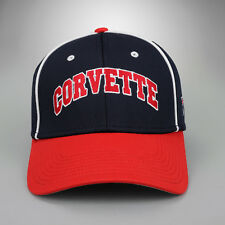 1953-2019 CORVETTE All American Fitted Hat with Script  696983