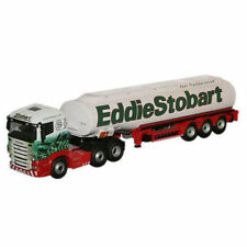 BNIB OO GAUGE OXFORD 1:76 SHL03TK EDDIE STOBART SCANIA HIGHLINE TANKER LORRY