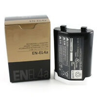 EN-EL4a en-el4a Digital Camera Battery for Nikon D2H D2Hs D2X D2Xs D3 D3S D3X F6