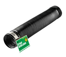 Flex-Drain  8 ft. L x 4 in. Dia. x 4 in. Dia. Poly  Drain Pipe, 54021