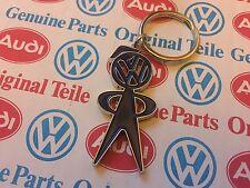 Genuine VW Man Male Bobble Head Vintage Keyfob Keyring - ZCP904110
