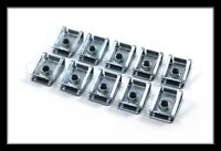 Yamaha Motorcycle Fairing Clip Nut m5 Threaded Panel Spire Clips Nuts  - 10 Pack