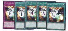 "Destiny Board + Spirit Message ""I + ""N +""A +L"" DPRP-ENO41,42,43,44,45 SET YUGIOH"