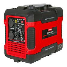 STIER Stromerzeuger Premium SNS 190 Generator Benzin 4l Stromaggregat max 1900 W