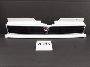 OEM NEW MITSUBISHI EXPO GRILLE GRILL 92 93 94 95 WHITE NOS